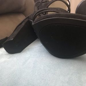 Guess Shoes - Guess Black Heel